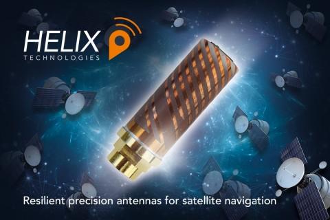 Helix Antenna graphic