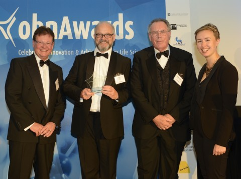 OBN awards Evonetix