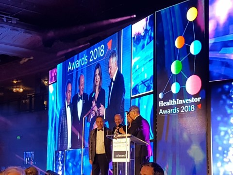 Health Investor awards