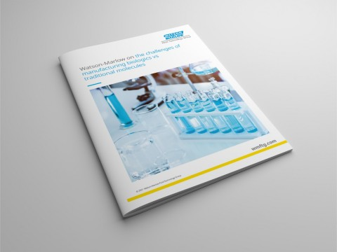 Manufacturing Biologics Report
