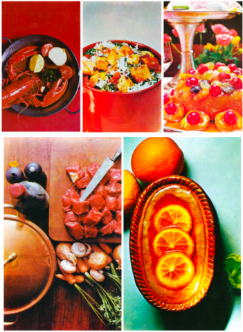 Robert Carrier's Great Dishes of the World