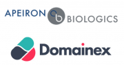 APEIRON Biologics and Domainex