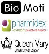 BioMoti, Pharmidex and Queen Mary University of London (QMUL)