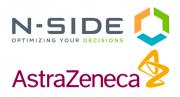 N-Side and AstraZeneca Logo